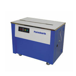 PURUSHARTH Fully Automatic Box Strapping Machine