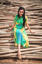 Lahariya Georgette Anarkali Pattern Cotton Inner Kurtis