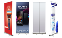 Multicolor Standees For Advertisement