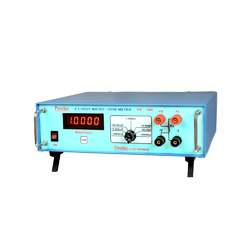 Conductor Resistance Meter