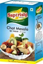 Saptrishi 100 g Chat Masala, Packaging: Packets