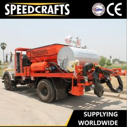 Pothole Repairing Machine