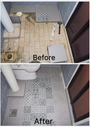 Toilet Renovation