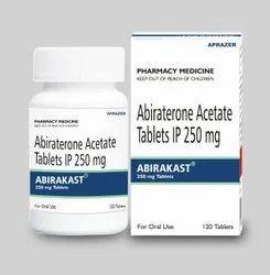 Abirakast - Aprazer Abiraterone Acetate Tablets