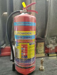 A B C Dry Powder Type Fire Extinguisher