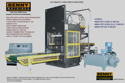 Hydraulic Based Fly Ash Brick Making Machine