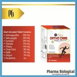Herbal Orthocare Pain Relief Tablets