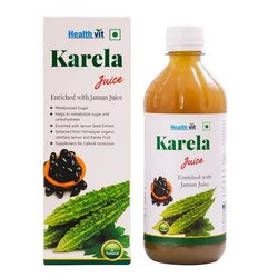 Karela Jamun Juice, Packaging Size: 500mL
