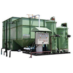 Semi Automatic Packaged Sewage Treatment Plant