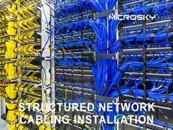Onsite Network Structural Cabling