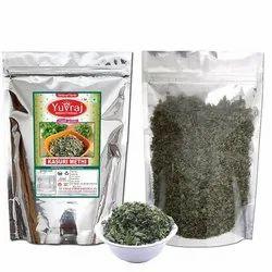 Green Yuvraj Dried kasuri Methi Fenugreek leaf Nagauri Leaves, Packaging Size: 200g