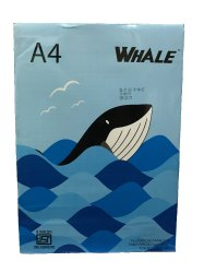 White Whale 70 GSM A4 Size Copier Paper, Packaging Type: Packet, Packaging Size: 500 Sheets Per Pack
