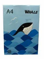 Whale 70 GSM A4 Size Copier Paper