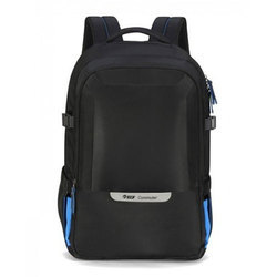 Black VIP Commuter Secure Backpack