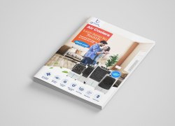 Printing, Promotion Product Catalogue Design Service