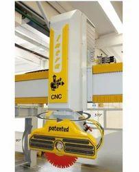 CNC Bridge Saw Machine
