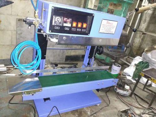 Pouch Sealing Machine - Nitrogen Packing Machine