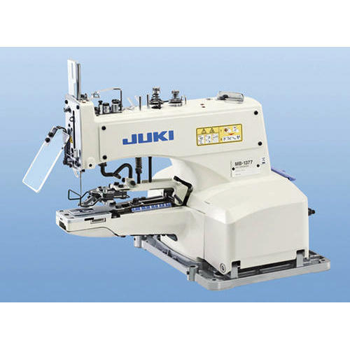 Juki Automatic Button Hole Sewing Machines Rs 40 Unit ID Delectable Button Sewing Machine