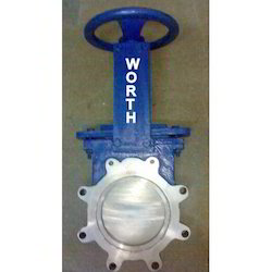 Cast Iron Slide Gate Valve