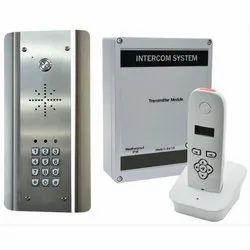 Handset Door Intercom System