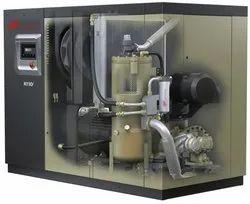 Overhauling Of Screw Compressor