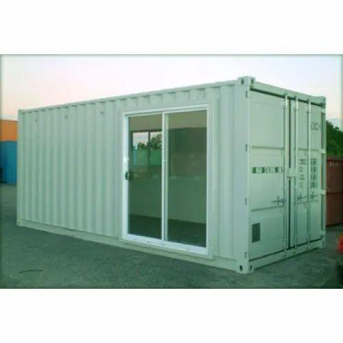 Modular Site Container