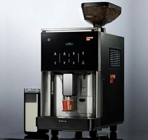 Automatic Cafe Coffee Day Coffee Vending Machine, for Offices