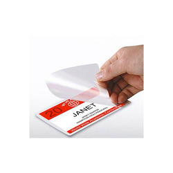 ID Card Lamination Pouch