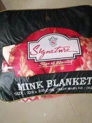 Signature Mink Blanket