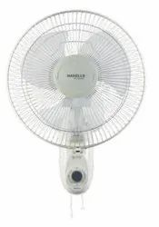 Swing Hi-Speed White Wall Fan