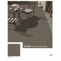 Ceramic Matt Modular Porcelain Carpet Floor Tile, Thickness: 8 - 10 mm