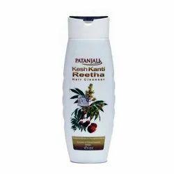 Herbal Hairfall Patanjali Kesh Kanti Reetha Hair Shampoo, Packaging Size: 200 Ml, Packaging Type: Box