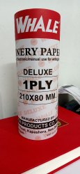 210 X 80 mm One Ply Deluxe TP Roll