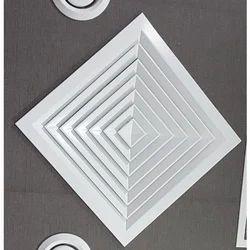 Aircons Aluminum Industrial Ceiling Diffuser