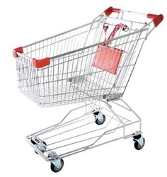 Stainless Steel Trolley For Goods 100 Litre