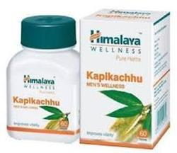 Himalaya Wellness  Kapikachhu Men's Wellness Tablet