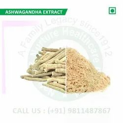 Ashwagandha Extract (Withania somnifera, Indian ginseng, poison gooseberry, winter cherry)