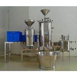 Soya Milk Making Plant