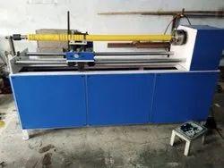 Pvc Insulation Tape Cutting Machine