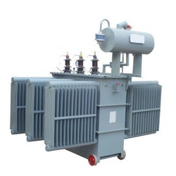 Three Phase Electrical Power Transformer