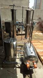 Automatic Stainless Steel Juice Pasteurizer