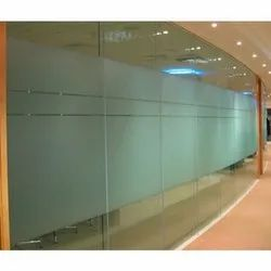 6mm Frosted Toughened Glass for Office