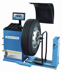 Truck Wheel Balancer, 3 Phase, 1000rpm