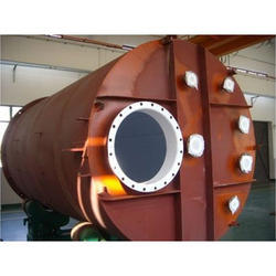 PVDF Lined Tanks