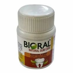 Bioral Natural Gum Care Powder