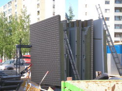 VME Insulated Wall Panels