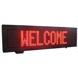 Running LED Display Board or LED Scrolling Display