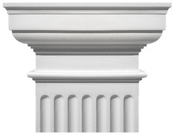 GRC Column Capitals