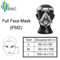 BI-PAP Full Face Mask