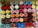 Silk Daisy Artificial Carnation Flowers, For Outdoor